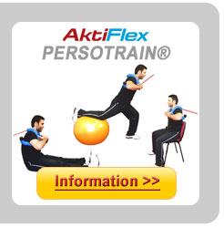 AktiFlex PersoTrain, order now!