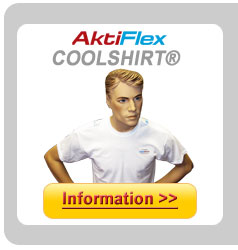 AktiFlex Coolshirt, order now!