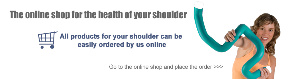 The online shop for the health of your shoulder